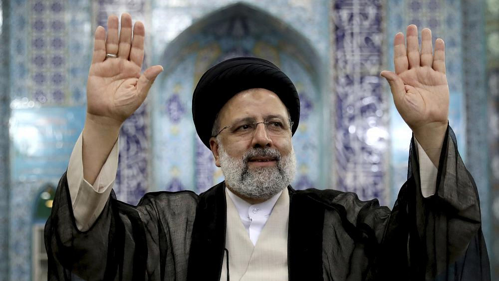 Kreu i gjyqësorit fitues i zgjedhjeve presidenciale në Iran me 62% të votave