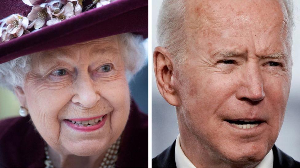 Mbretëresha pret javës që vjen Joe Biden, i dymbëdhjeti president që ajo takon gjatë 69 viteve në fron