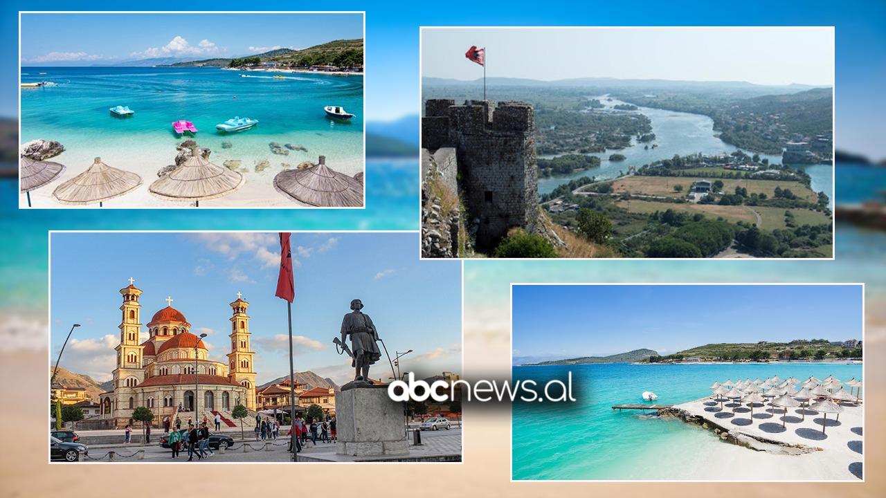 Ku t'i bëj pushimet? Risitë që ofron Shqipëria nga Jugu në Veri, problemet dhe shpresa