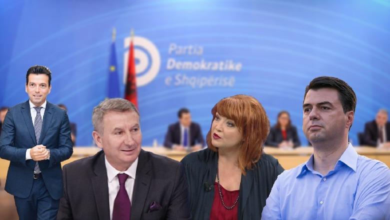 Demokratët votojnë kreun e ri, Basha kryeson në disa qytete, Shehaj fiton në Selenicë