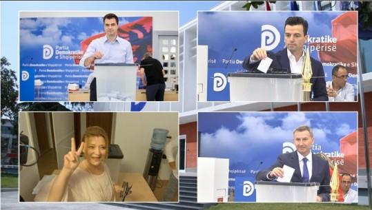 Rezultati paraprak i zgjedhjeve në PD, Basha fiton me 81% të votave, i dyti renditet Shehaj