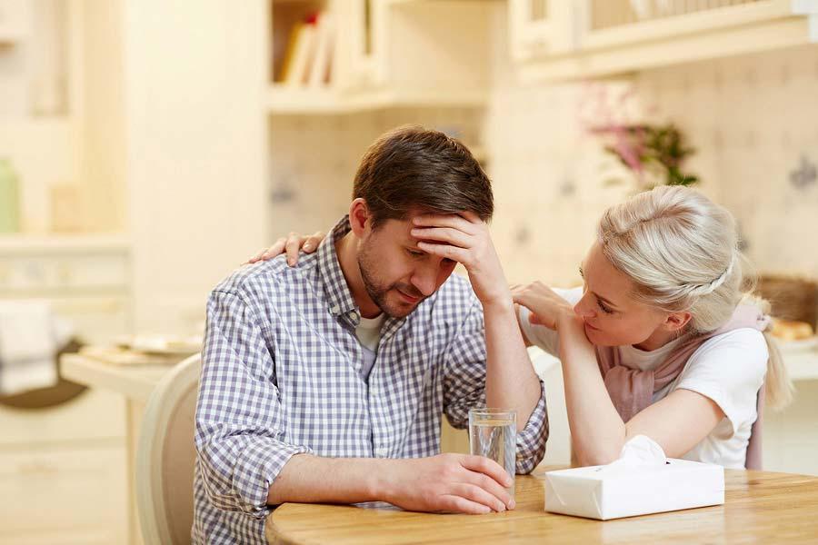 Çfarë i duhet burrit tuaj nga ju kur është i mërzitur