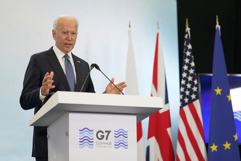 Përfundon samiti i G7-ës, Biden: Jashtëzakonisht produktiv