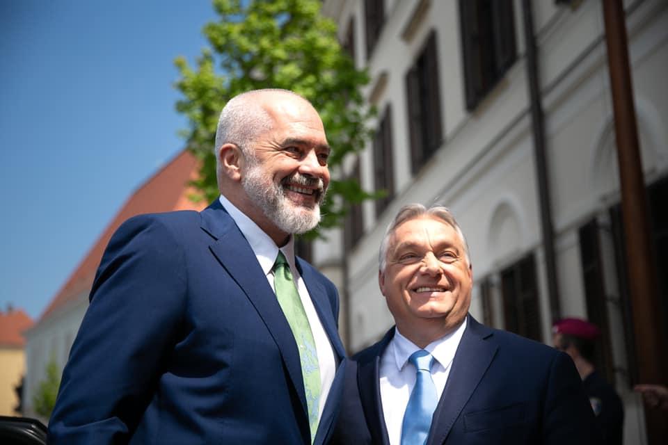 Viktor Orban pas takimit me Ramën: Mbështesim anëtarësimin e Shqipërisë në BE