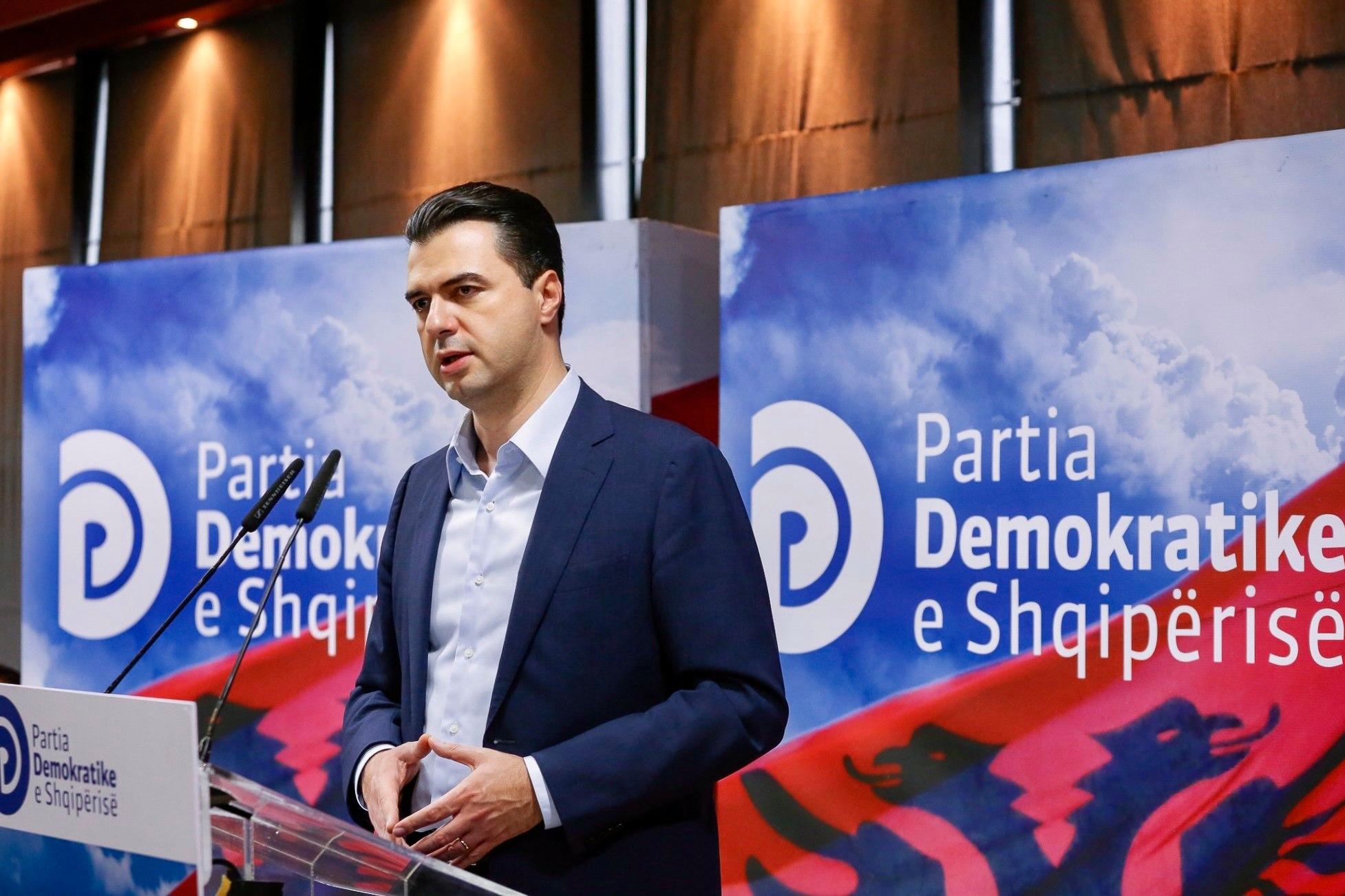 Basha: Do luftojmë për demokracinë, të dielën i japim përgjigje masakrës zgjedhore