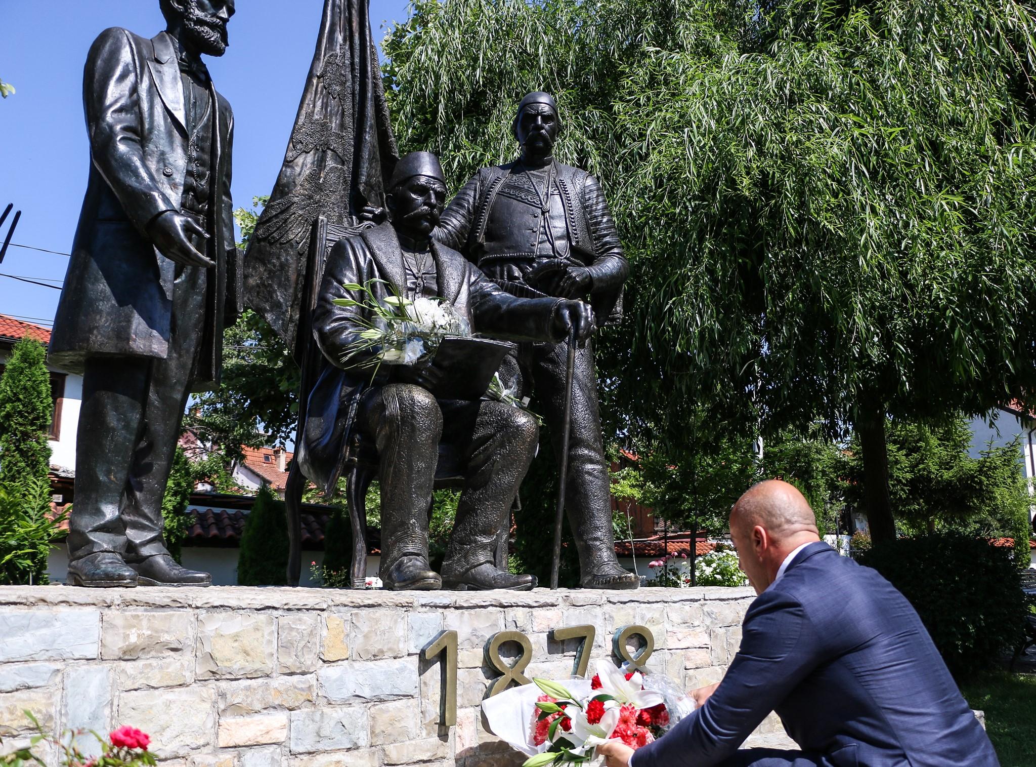 Haradinaj: Lidhja e Prizrenit lartësoi identitetin kombëtar, ngjarja më frymëzuese