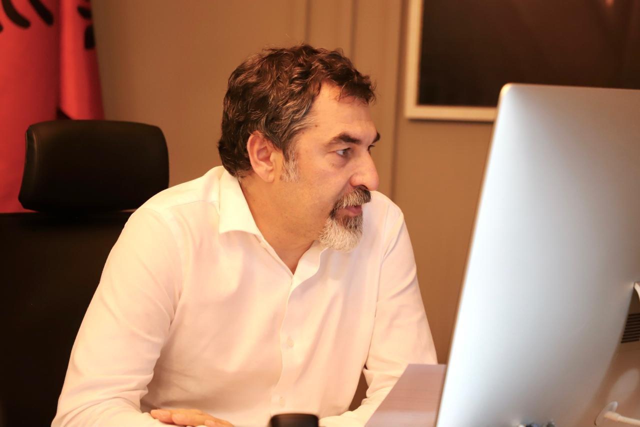 Çuçi takim online me drejtoreshën e Europol: Bashkëpunim kundër krimit me SPAK dhe BKH