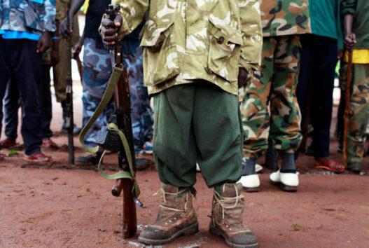OKB: Mbi 8,500 fëmijë kanë shërbyer si ushtarë gjatë 2020