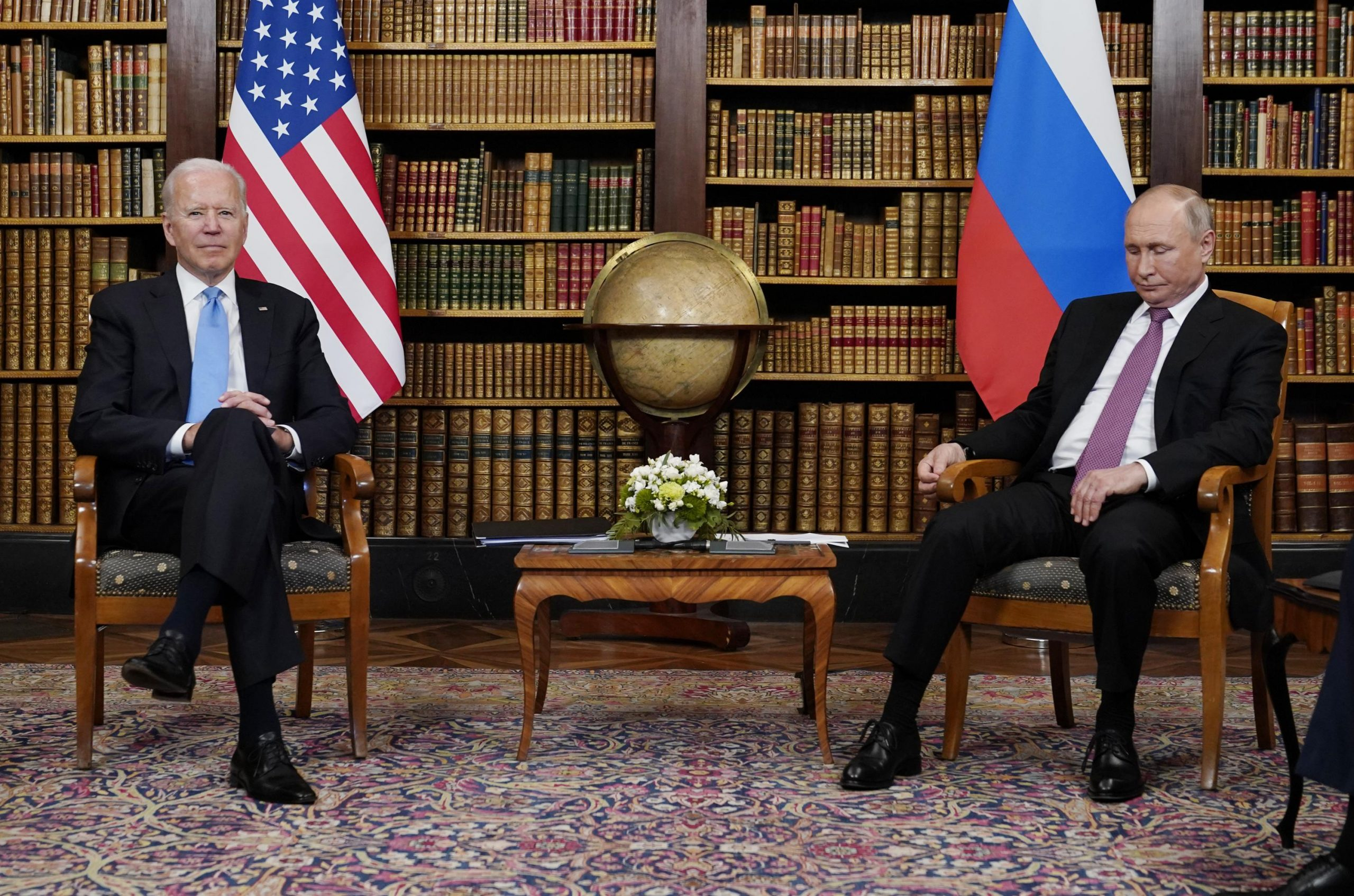 Përfundon raundi i pare i bisedimeve mes Biden dhe Putin