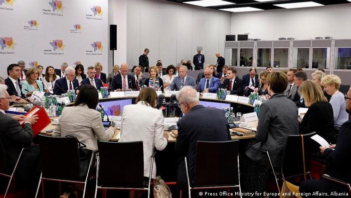 Procesi i Berlinit: Maas do të drejtojë konferencën e minsitrave të jashtëm