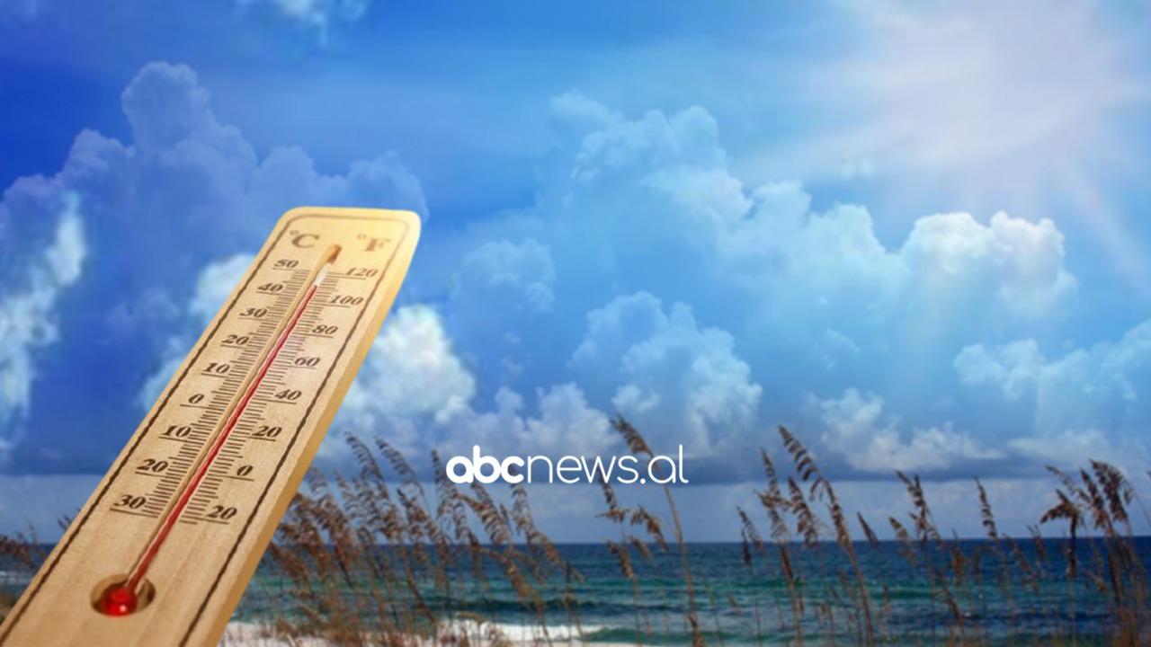 Mot i kthjellët gjatë javës, nga e mërkura temperaturat rriten deri në 35 gradë