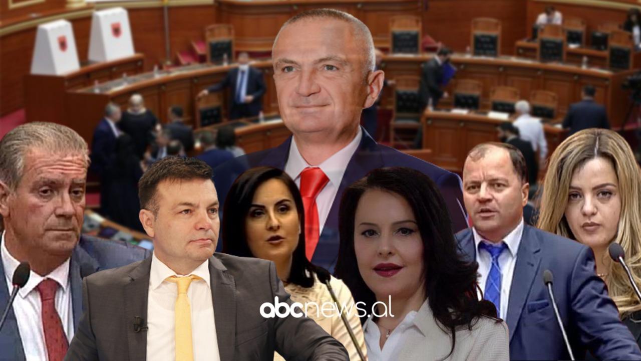 7 deputetët që votuan kundër shkarkimit të Ilir Metës