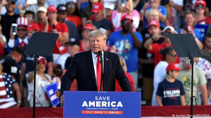 Donald Trump u rikthehet tubimeve