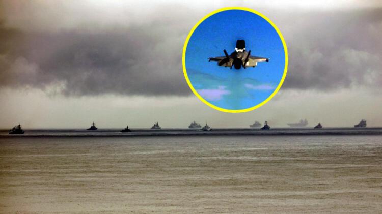 """FOTO/ Anijet e NATO-s kalojnë përmes Turqisë, pritet """"qameti"""" në detin e Zi"""
