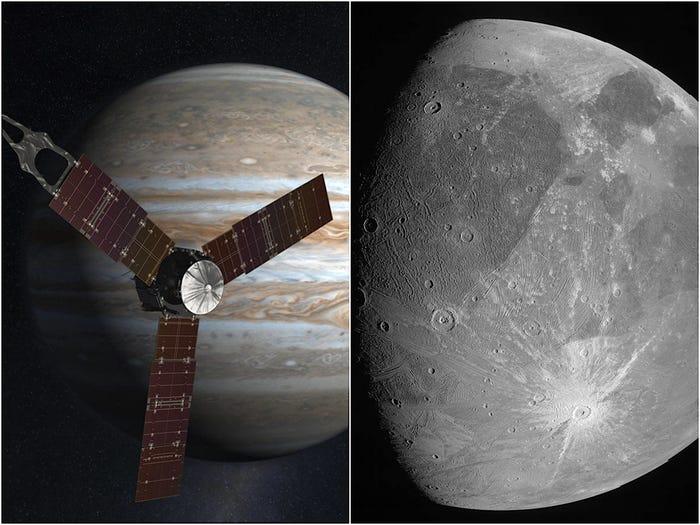 NASA regjistron pamje të rralla nga Hëna e Ngrirë e Jupiterit