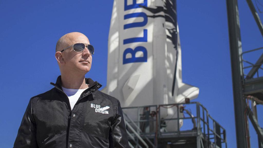 """""""Udhëtim i ëndrrave"""", rreziku i qëndrimit 11 minuta në hapësirë i Jeff Bezos"""