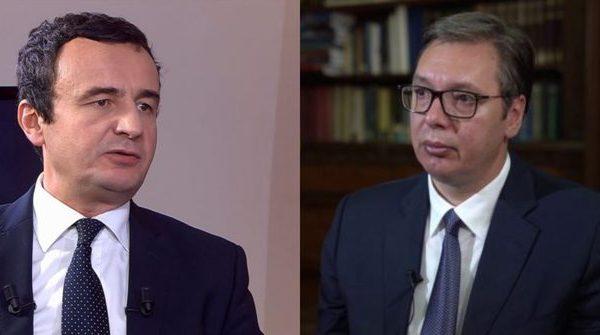 Dialogu Kosovë-Serbi, Kurti dhe Vuçiç takohen sot në Bruksel