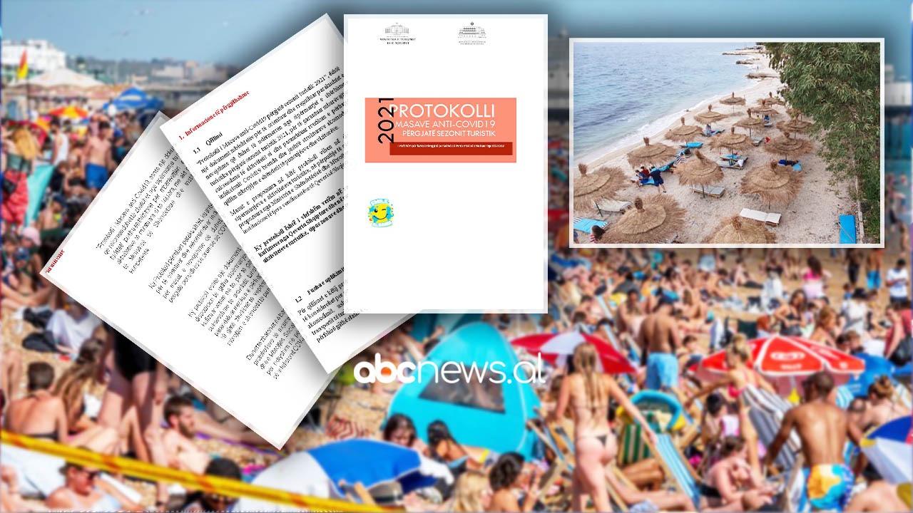 Del protokolli anti-COVID: Si do të bëjmë plazh dhe ushqehemi gjatë pushimeve