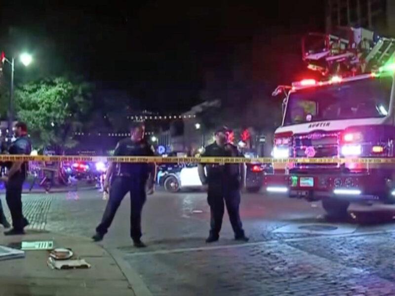 Të shtëna me armë në Austin të Texas, të paktën 13 persona të plagosur