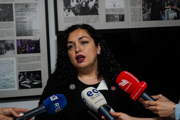 Osmani për dialogun: Kemi vija të kuqe, nuk pranojmë lëvizje të kufijve
