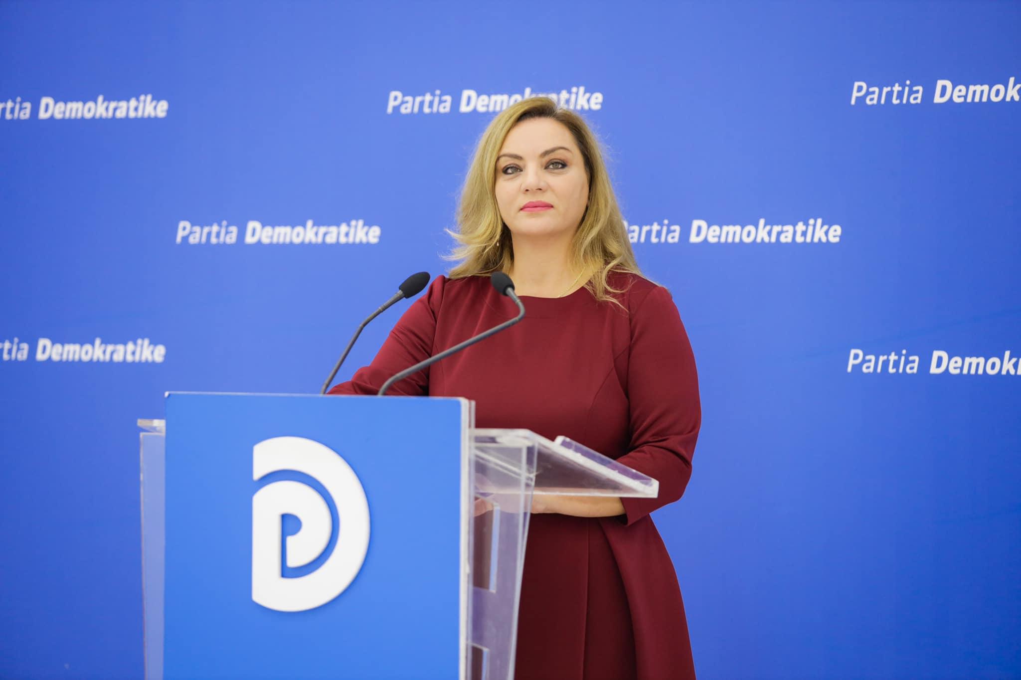 Albana Vokshi: Zgjedhjet për kryetarin e PD-së ishin me standarde europiane