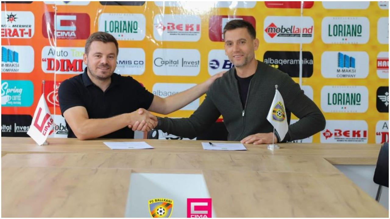 Zyrtare/ Një kampion për stolin, Ballkani prezanton trajnerin e ri