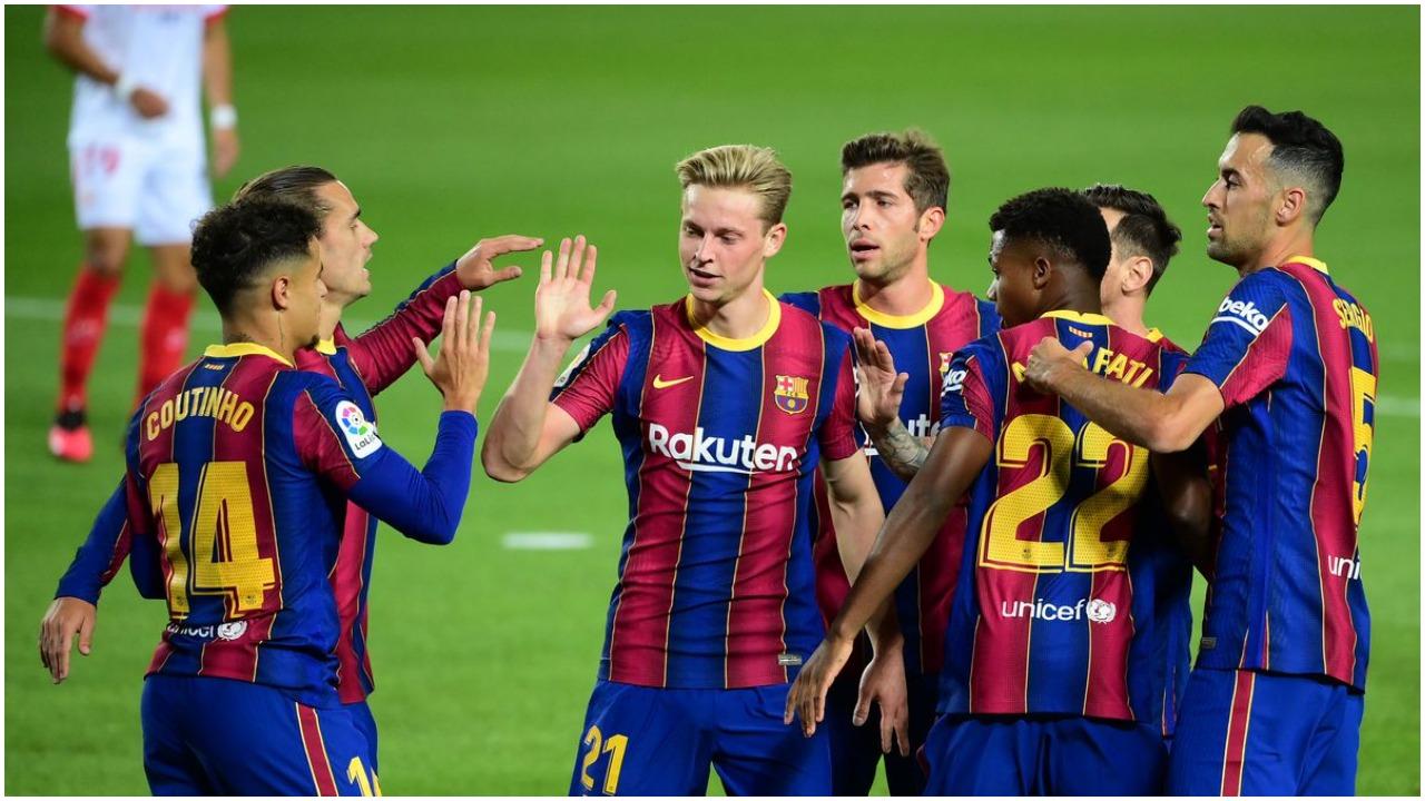 """E do e gjithë Europa, Barcelona vendos të rinovojë me """"xholin"""" e ekipit"""