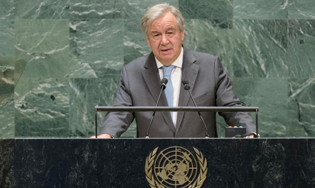 Guterres i bën thirrje SHBA-së që të heqë sanksionet ndaj Iranit