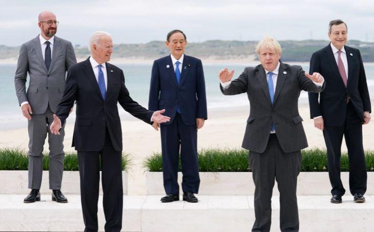 G7 nuk do ta sjellë kurrë ndryshimin që bota kërkon