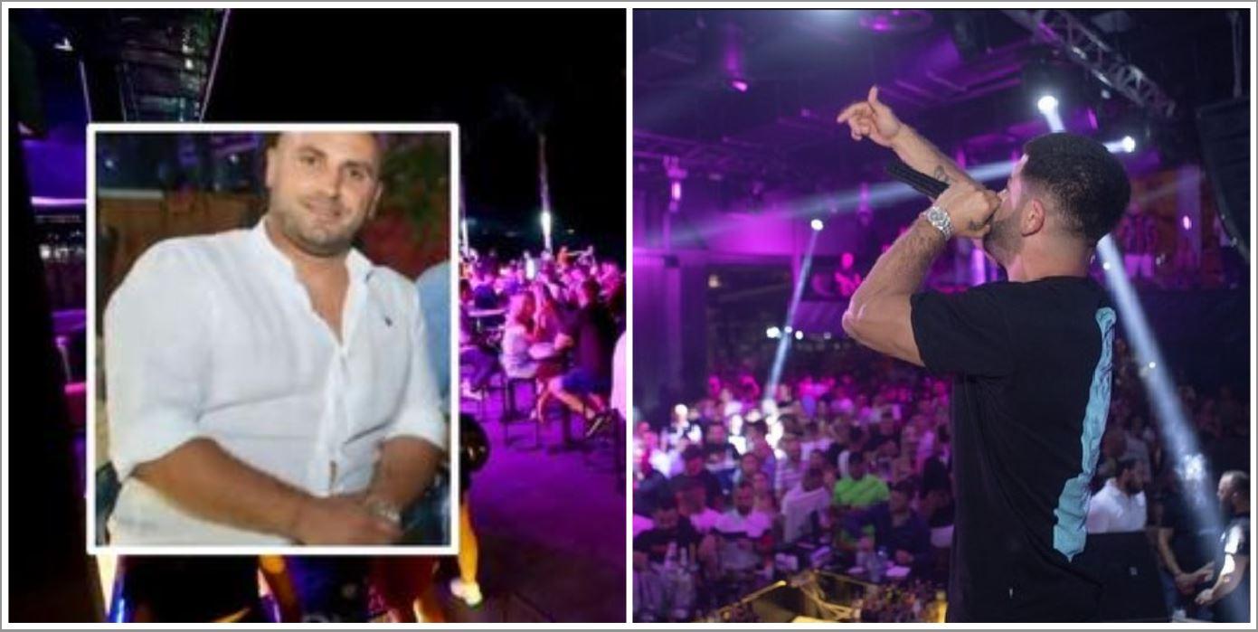 Me të ftuar Noizy-n, Ledri-n, Gena e shumë VIP-a, i plagosuri është pronar i lokalit të njohur në Sarandë