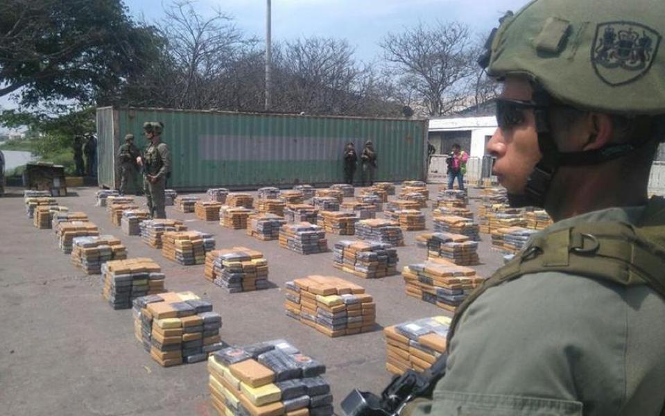 Dalin pamjet e operacionit në mesditë, sekuestrohen 6 ton kokainë