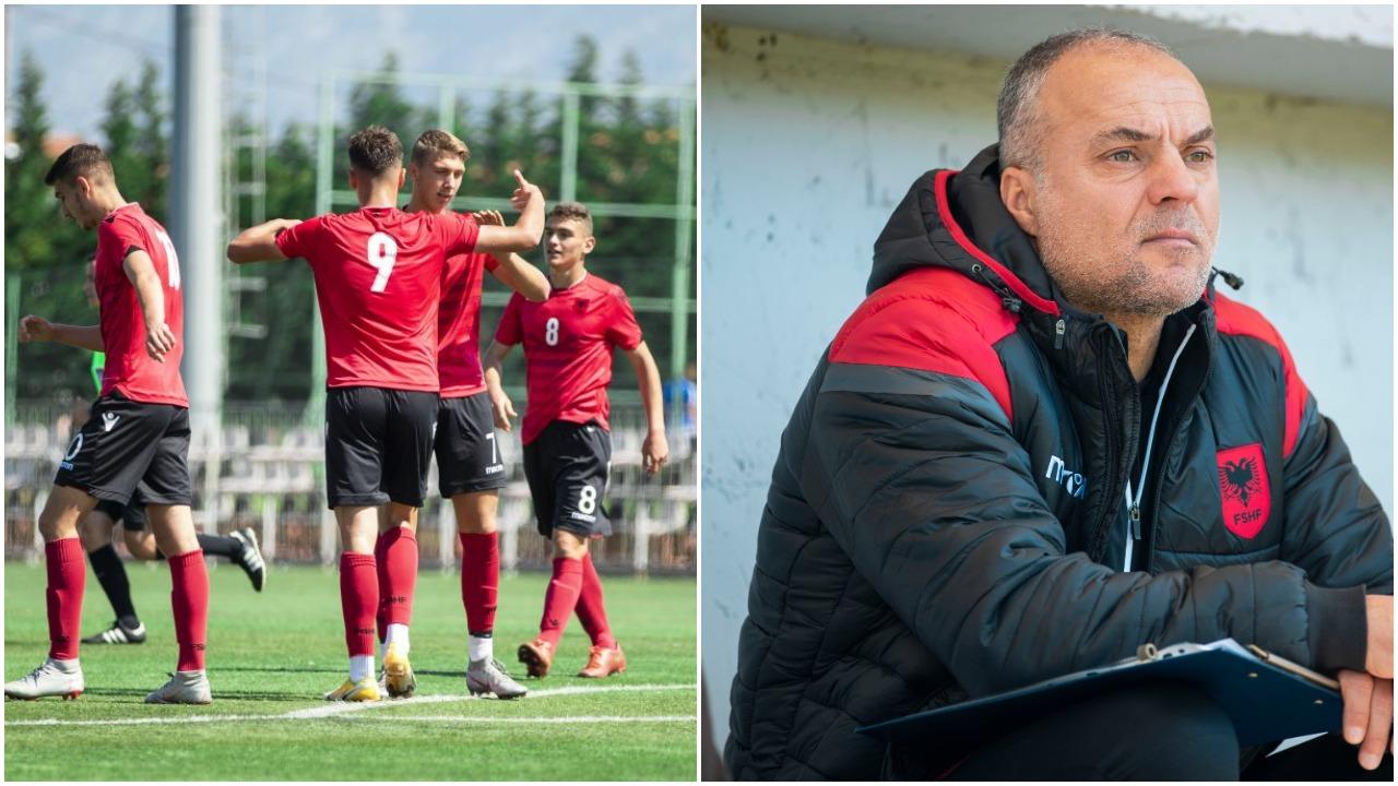 Dy miqësoret kundër Kosovës, Cungu publikon listën e Shqipërisë U19