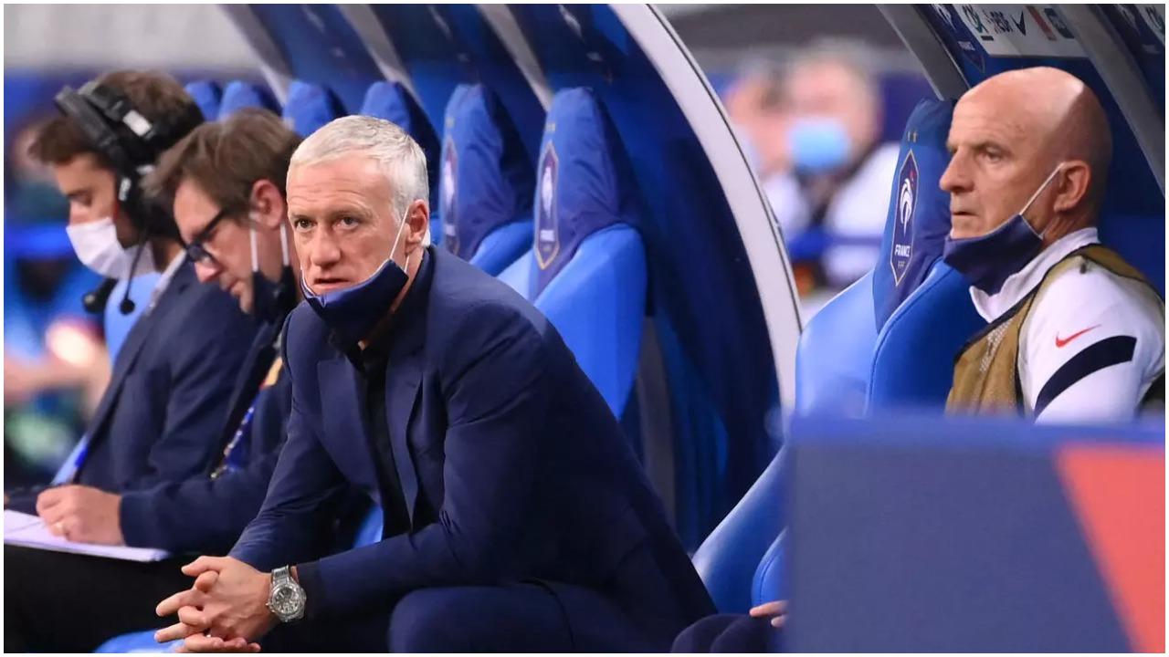 Deschamps: Ukraina ngriti mur para nesh, më pëlqeu reagimi i skuadrës