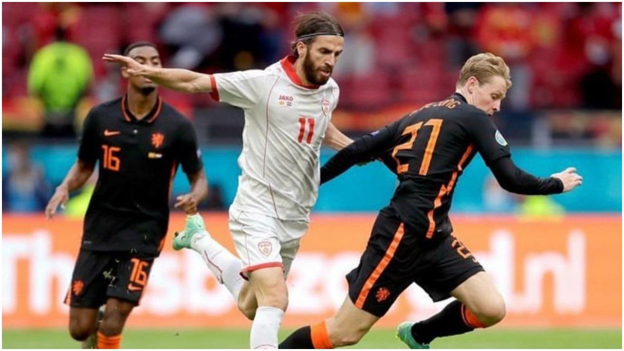 """Debutimi i """"Bubës"""", bëhet i pari lojtar i Superiores që luan në Europian"""