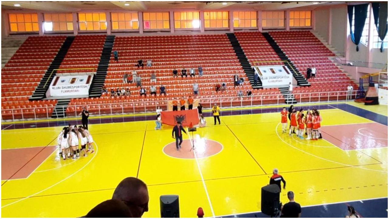 Basketboll femra: Flamurtari fiton titullin e 23-të, trofeu për Viron Toskën