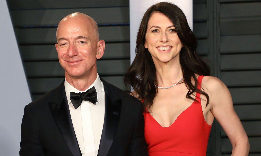 Ish-gruaja e Jeff Bezos dhuron 2.7 miliardë dollarë për bamirësi