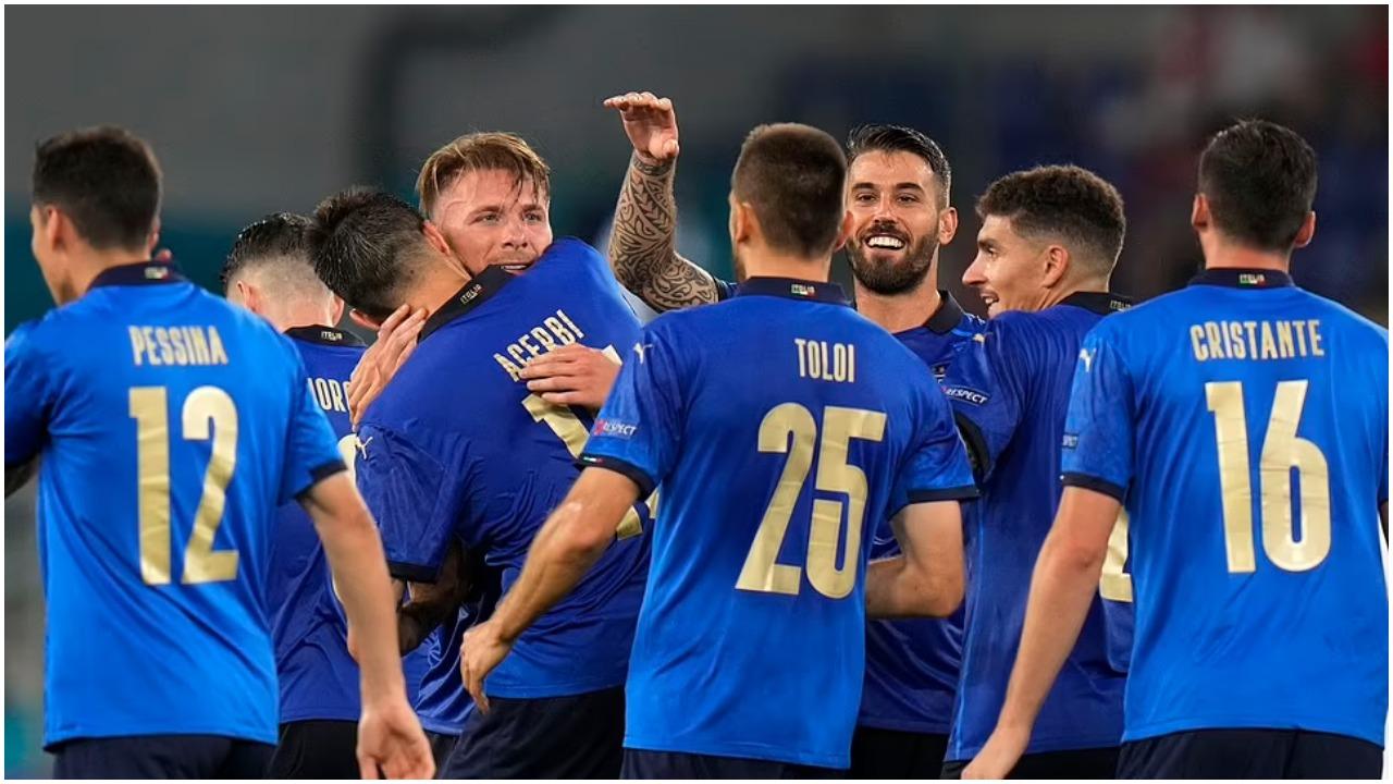 33 muaj pa humbje dhe 10 ndeshje pa pësuar, Italia jo vetëm spektakolare