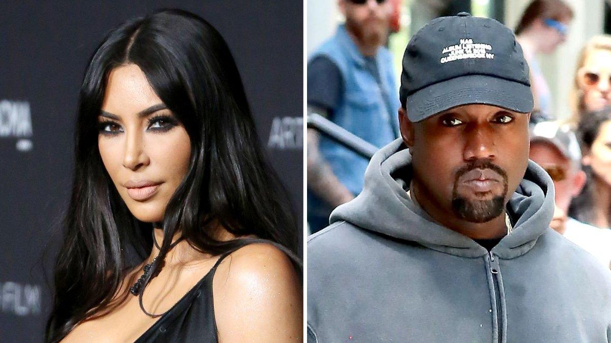 """""""Të dua përjetë"""", urimi i Kim Kardashian për Kanye West i habiti të gjithë"""