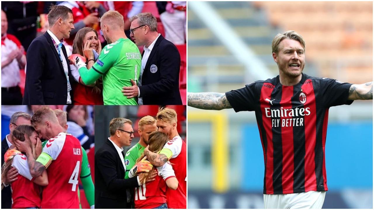 Kapiteni i së ardhmes, Milani vendos të shpërblejë heroin Simon Kjaer