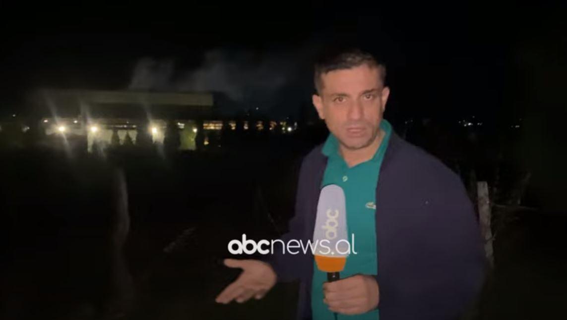 Ndotje alarmuese nga fabrikat e kromit në Elbasan, filtrat nuk përdoren gjatë natës