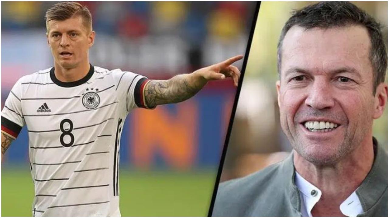 Matthaus s'e sheh titullar, Kroos: Gjermania plot mjeshtra, por vendos Low
