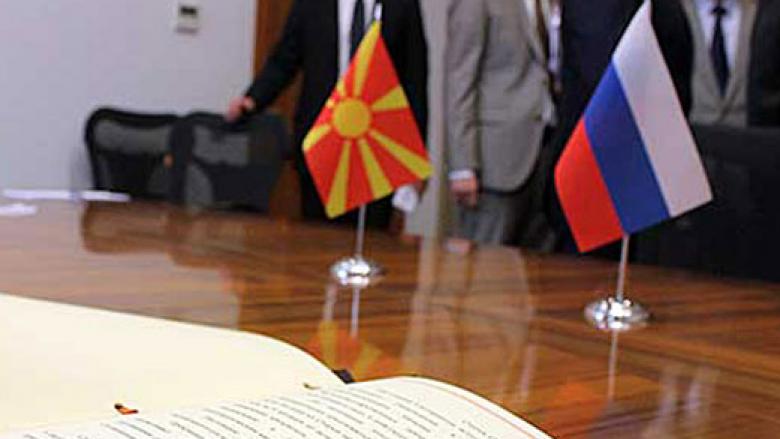 Rusia shpall non-grata një diplomat të Maqedonisë