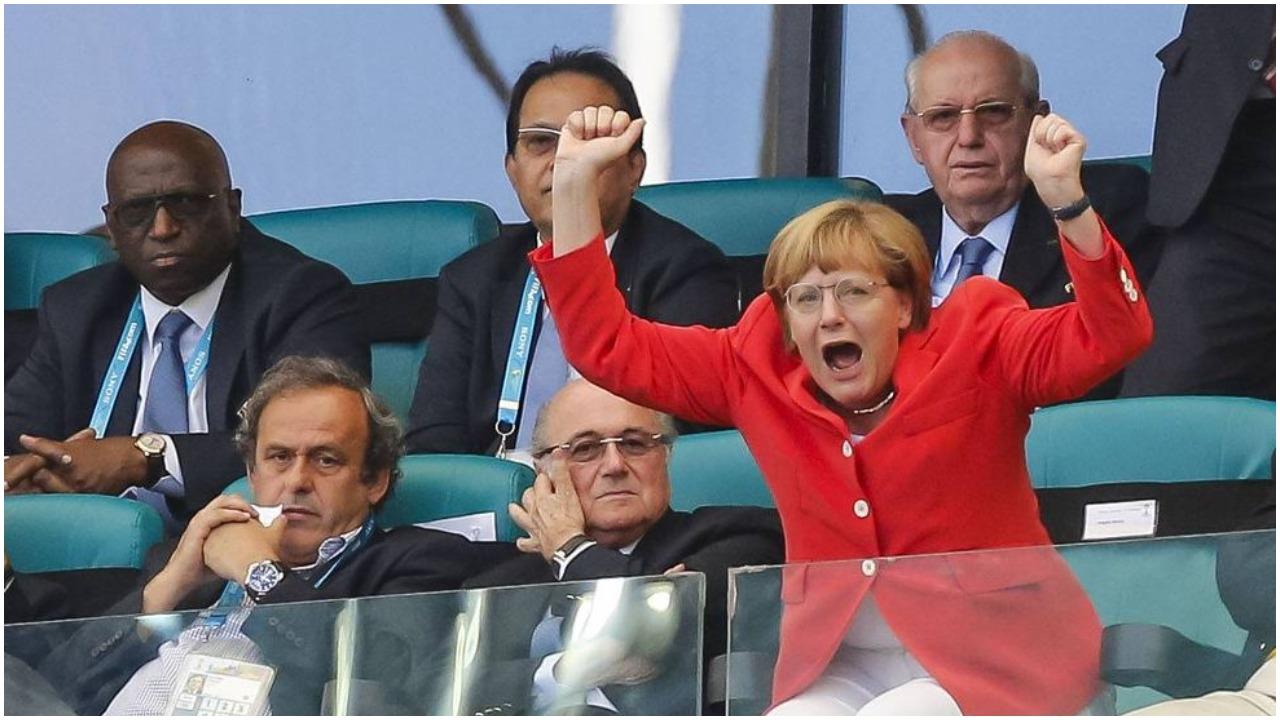 Euro 2020  Merkel  Stadiumet plot  Jam ende skeptike  pandemia nuk ka mbaruar