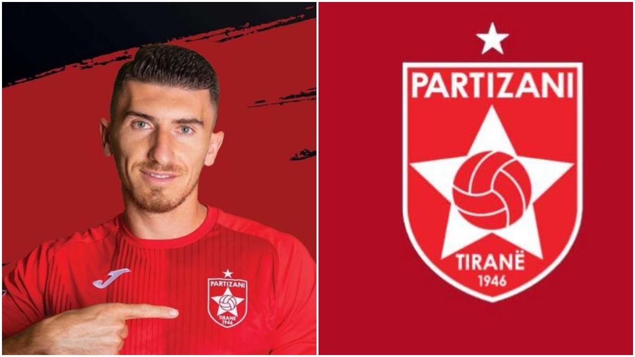 """Zyrtare: Partizani """"blindon"""" krahun e majtë, prezanton Emiliano Mustën"""