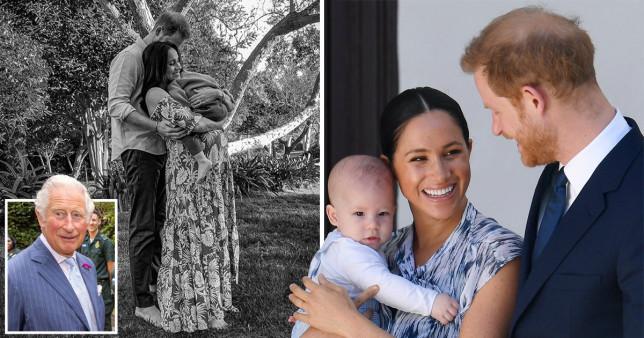 """Konflikti në familjen mbretërore, Charles nuk do t'i japë titullin """"Princ"""" djalit të Meghan dhe Harry-t"""