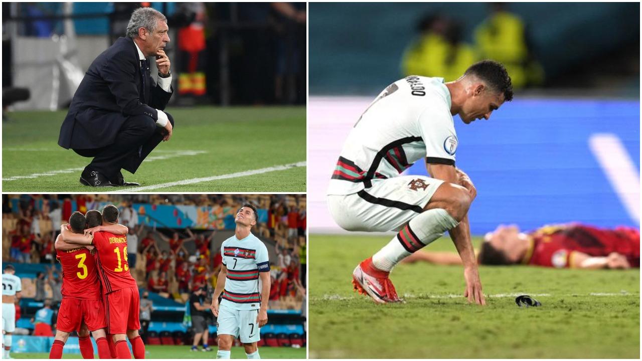 Santos: Trishtim dhe zemërim i madh, lojtarët e mi janë ende duke qarë