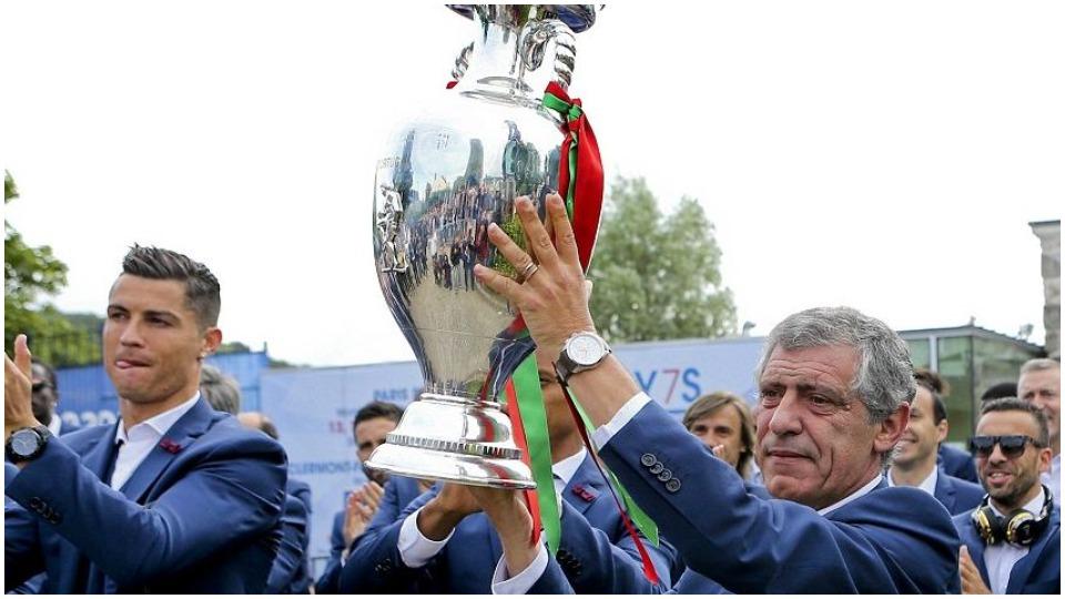 Santos: Europiani më i vështirë se Botërori, tetë kandidatë për Euro 2020