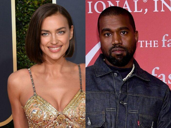 """Po thuhet se janë në një lidhje, Kanye West """"kapet mat"""" me modelen Irina Shayk në Francë"""