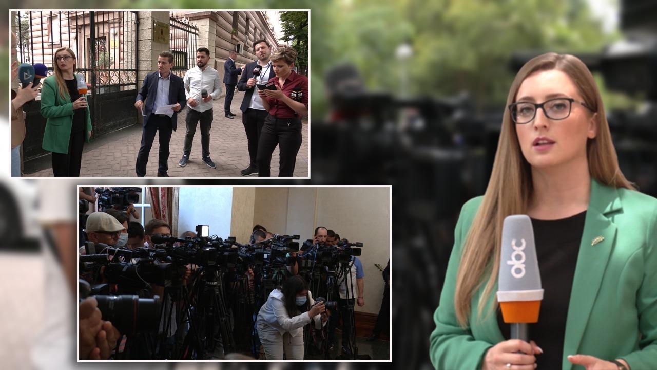 Gazetarët kundër kuvendit: Dyshime për censurë