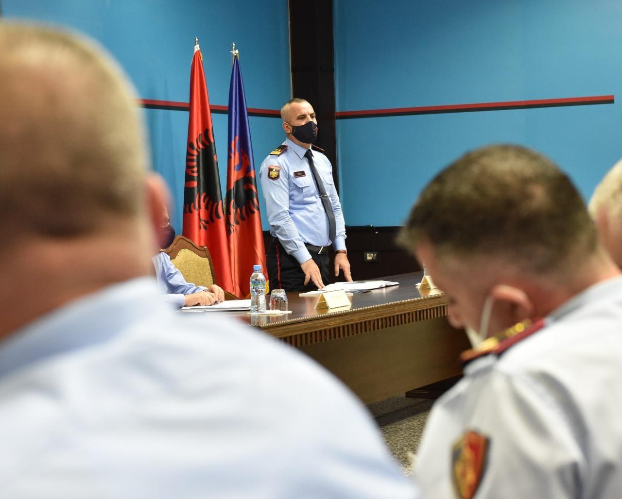 Ngjarjet kriminale, Veliu mbledh shefat e komisariateve: Të rritet efikasiteti i policisë